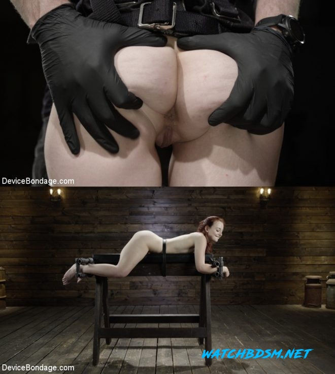Danni Rivers - Mega Pain Slut Danni Rivers Submits to Brutal Torment in Bondage - HD - DEVICE BONDAGE