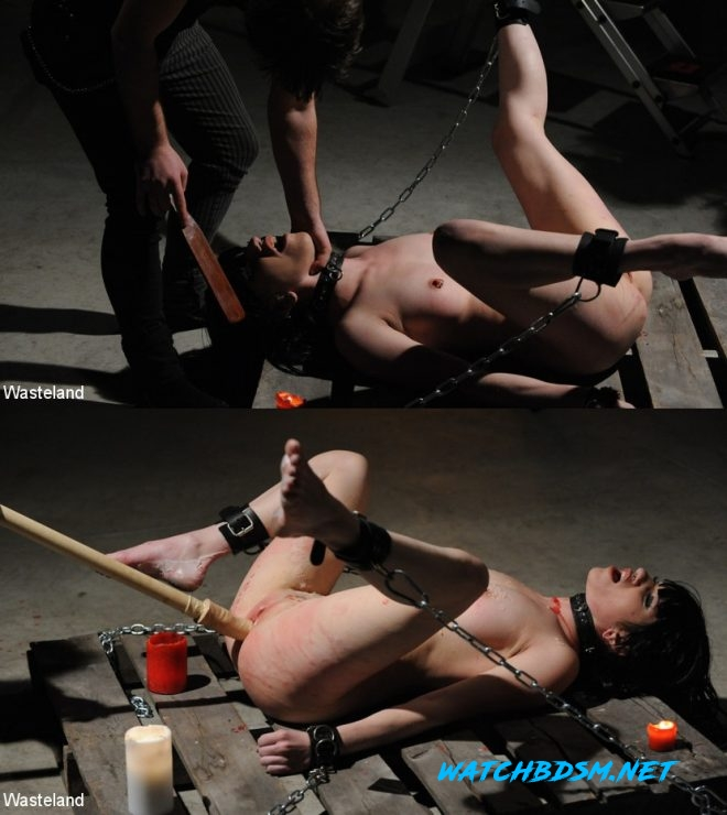 Cheri Rose Mort, Jonny - Cell 181: Cheri Rose is pushed to her limits - HD - WASTELAND