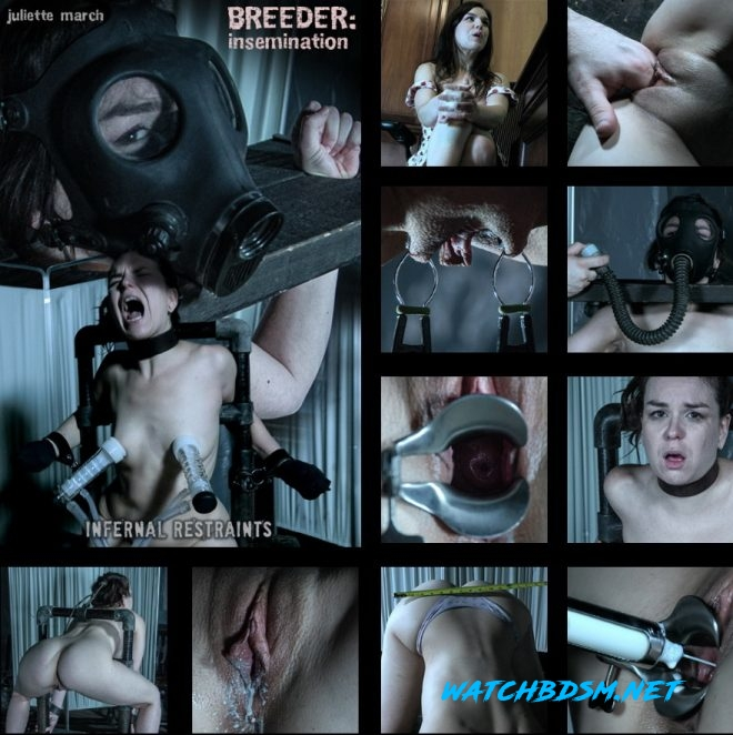 Insemination, Juliette March - Juliette chooses the wrong fertility doctor. - SD - INFERNAL RESTRAINTS