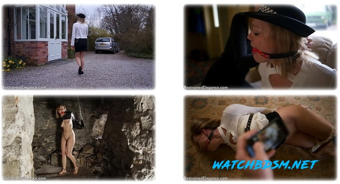 Lucy Lauren - Policewoman to Sex Slave - FullHD - RestrainedElegance