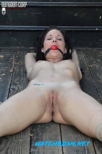 Sadie Dawson - Truck Tied and Cumming - HD - PerfectSlave