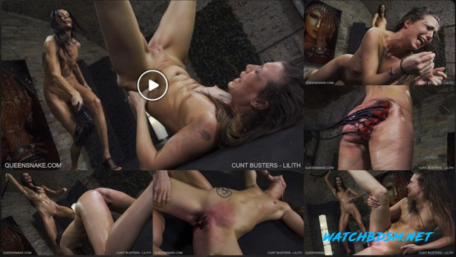 Lilith - Cunt Busters - FullHD - QueenSnake
