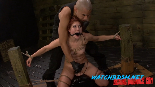 Rose Red, Bruno Dickemz - Rose's Limits are Tested - HD - SexualDisgrace