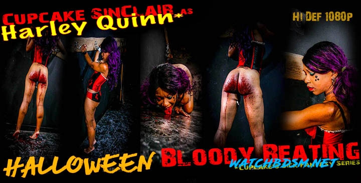 Cupcake SinClair - Halloween Bloody Beating - FullHD - BrutalMaster