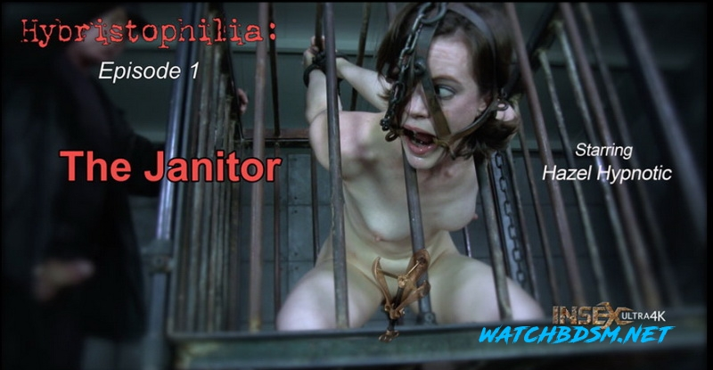 Hazel Hypnotic - Hybristophilia: The Janitor episode 1 - FullHD - Insex