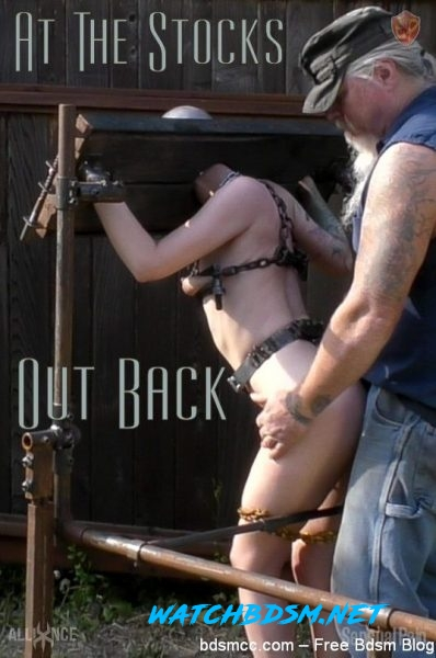At The Stocks Out Back - FullHD - SensualPain