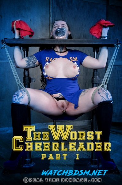 Real Time Bondage – Nov 11, 2017: The Worst Cheerleader Part 1 - HD