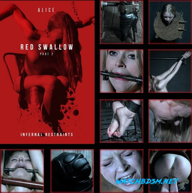 Alice - Red Swallow Part 2 - Alice is finally turned into the perfect sexual spy. - HD - INFERNAL RESTRAINTS
