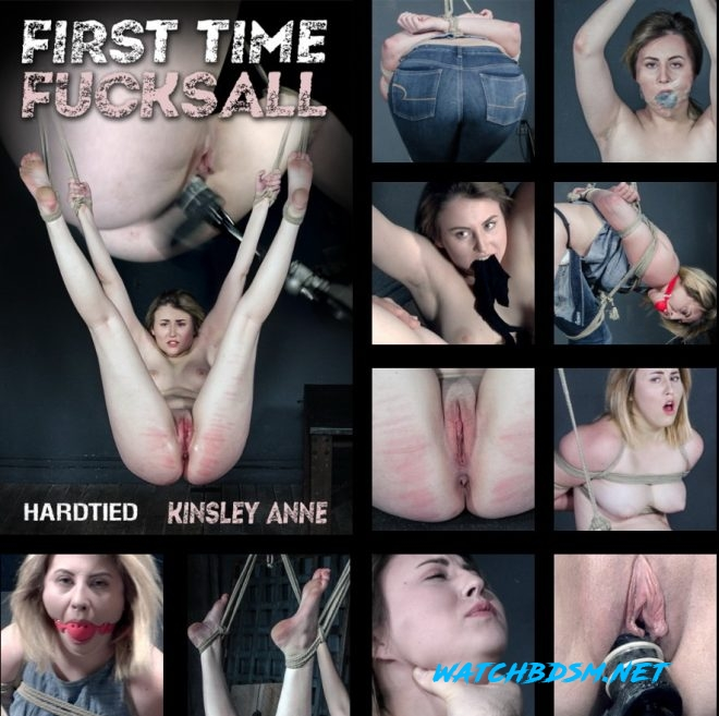 Kinsley Anne - First Time FucksAll - Kinsley gets everything she desires. - HD - HARDTIED