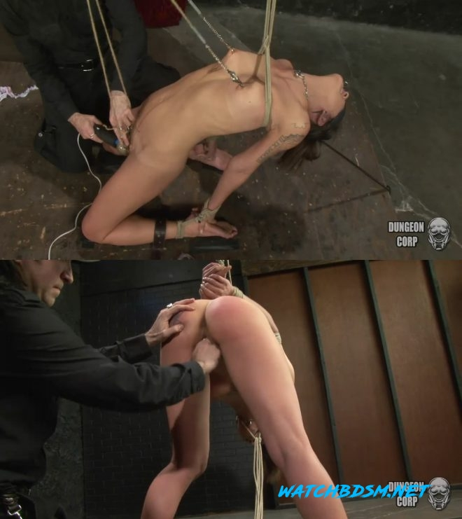 Sadie Dawson - Damon Tests Sadie Hard - HD - DUNGEON CORP