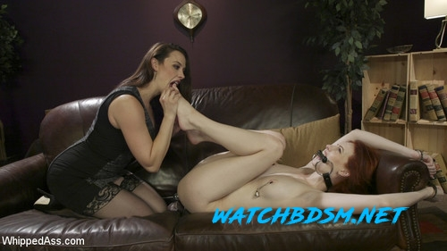 Chanel Preston and Alex Harper - HD - WHIPPED ASS