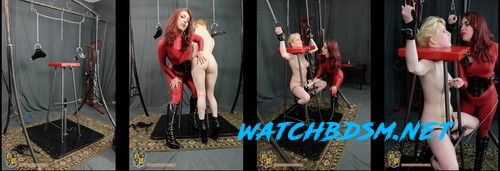 The Punishment Stool - HD - Houseofgord