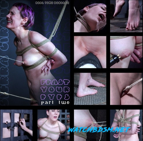 Sierra Cirque - Feast Your Eyes Part 2 - HD - REAL TIME BONDAGE