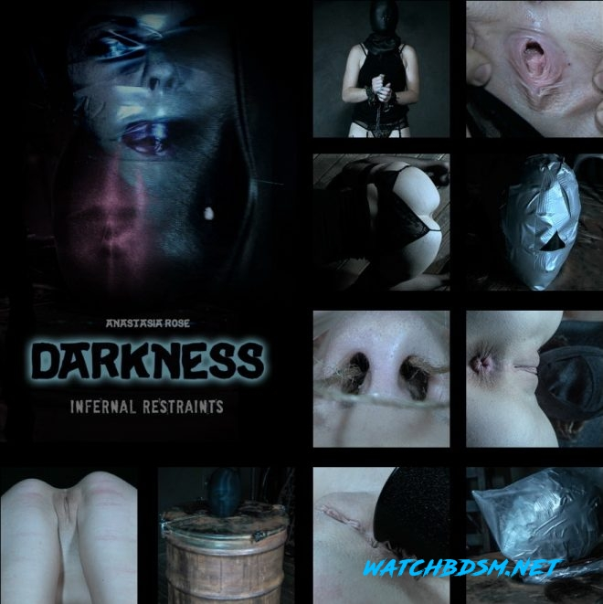 Darkness, Anastasia Rose - When you can't see you can't tell what you are about to suffer. - HD - INFERNAL RESTRAINTS