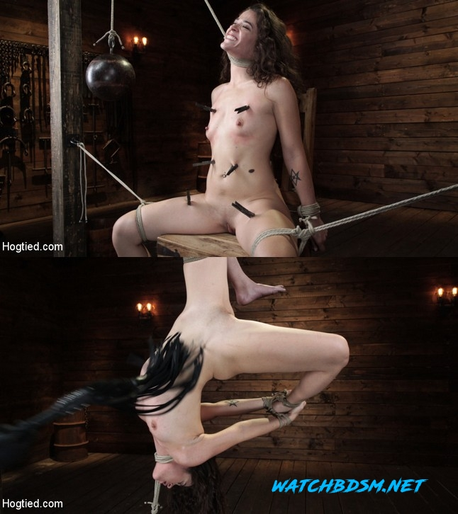 Victoria Voxxx - Victoria Voxxx in EXTREME torment, brutal bondage and waterboarding! - HD - HOGTIED