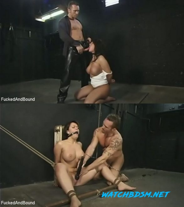 Fresh Meat Gets Spanked Hard - HD - FUCKED AND BOUND
