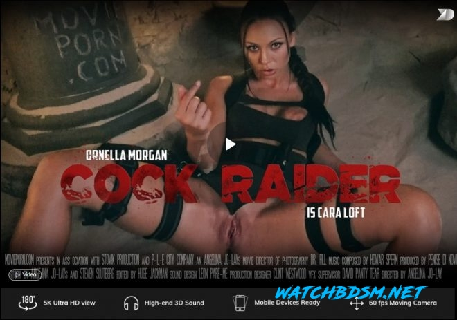 Cara Loft - Cock Raider in 180° (X Virtual 33) – (4K) – VR - UltraHD/2K - X Virtual, Movie Porn