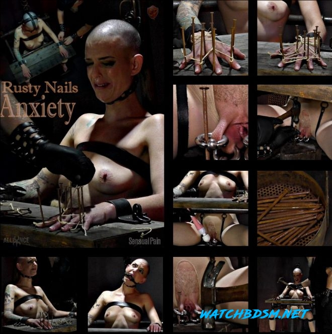 Rusty Nails Anxiety, Abigail Dupree - FullHD - SENSUAL PAIN