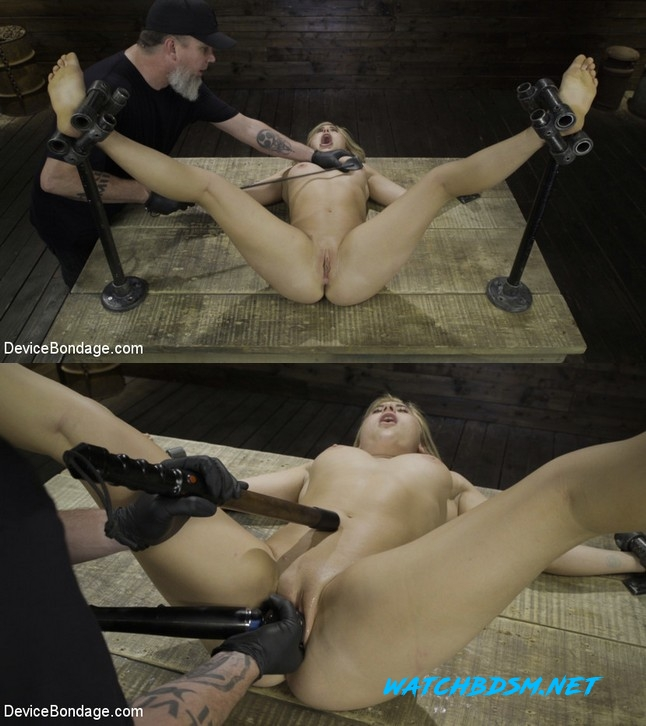 Lindsey Cruz - Fresh Meat: Lindsey Cruz in Device Bondage and Squirting - HD - DEVICE BONDAGE