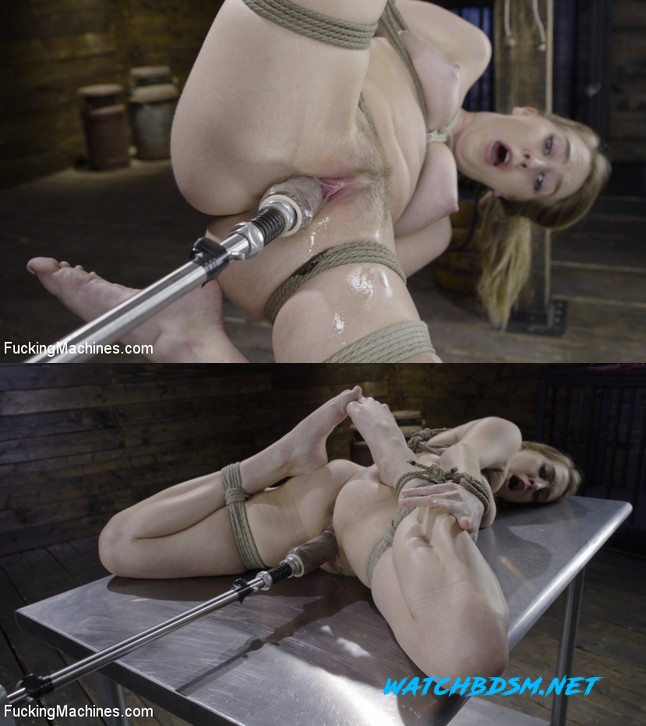 Cadence Lux, Cadence Lux - Suspension Bondage, Sybian, and Squirting Orgasms - HD - FUCKING MACHINES