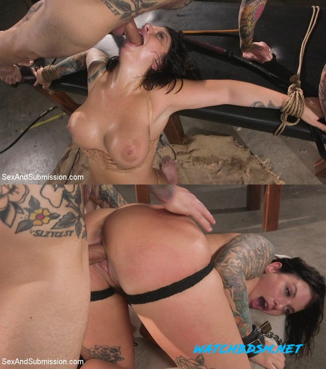 Small Hands, Ivy LeBelle - Idle Hands: Ivy LeBelle gets tied up and fucked by Small Hands - HD - SEX AND SUBMISSION