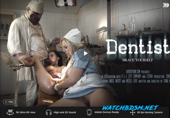 Dentist in 180° X (Virtual 53) - UltraHD/2K - X Virtual, Horror Porn