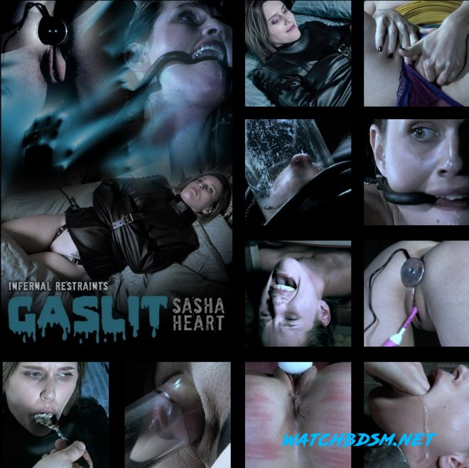 Gaslit, Sasha Heart - No one believes Sasha Heart. - HD - INFERNAL RESTRAINTS