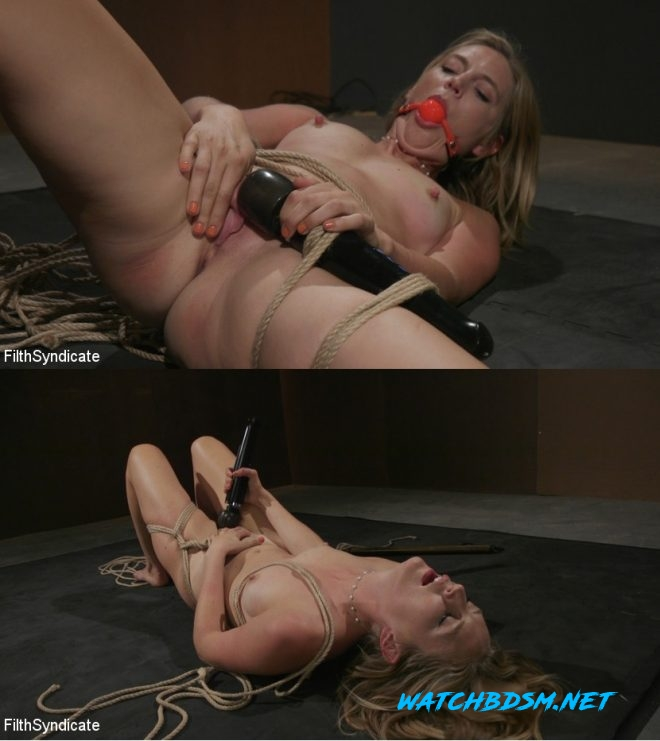 Mona Wales - Struggling in Bondage: Mona Wales - HD - FILTH SYNDICATE