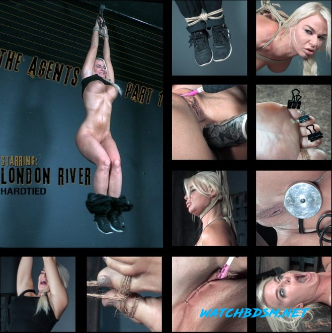 London River - The Agents Part 1 - OT questions London's loyalty as an agent in his organization - HD - HARDTIED
