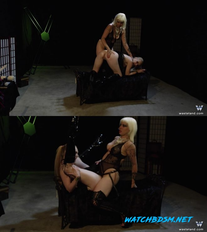 Delirious Hunter Benched - FullHD - Wasteland