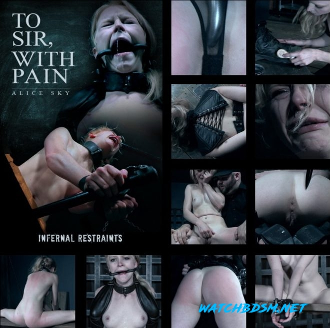 Alice - To Sir, With Pain - Alice endures for Sir. - HD - INFERNAL RESTRAINTS
