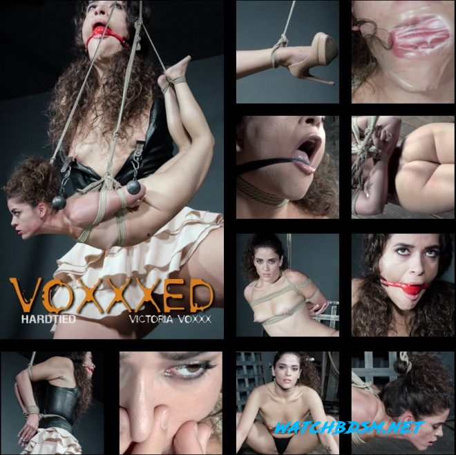 Victoria Voxxx - Voxxxed - Victoria learns what it means to be Voxxxed! - SD - HARDTIED