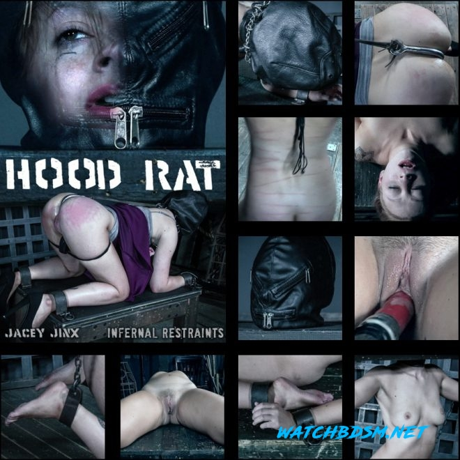 Jacey Jinx - Hood Rat - Jacey tries out hoods. - HD - INFERNAL RESTRAINTS