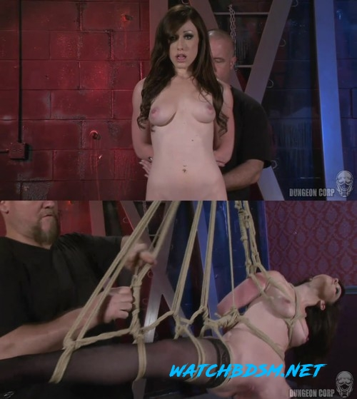 Jennifer White - Heavy Rope Rope - HD - Dungeon Corp