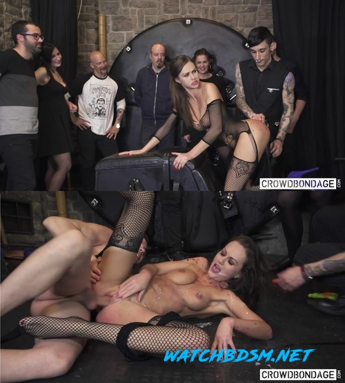 Tina Kay - Wheel Of Fortune – BDSM Edition - FullHD - CROWD BONDAGE