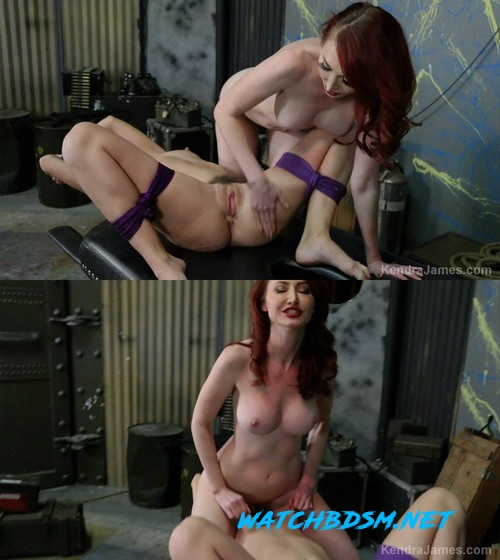 Kendra Jame, Kendra Heart - Mistress Kendra's squirting slave - FullHD