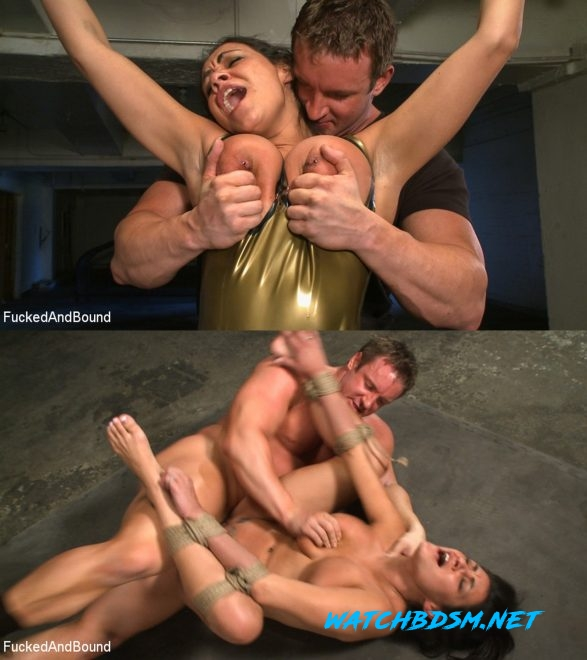 Bondage Vendetta Inflicted On Charley Chase - HD - FUCKED AND BOUND