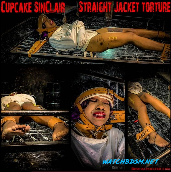 Cupcake SinClair - Straight Jacket Torture - FullHD - Brutal Master