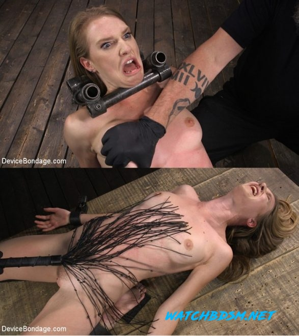 Ashley Lane - Ashley Lane: Pain Slut Brutally Tormented in Device Bondage - HD - DEVICE BONDAGE