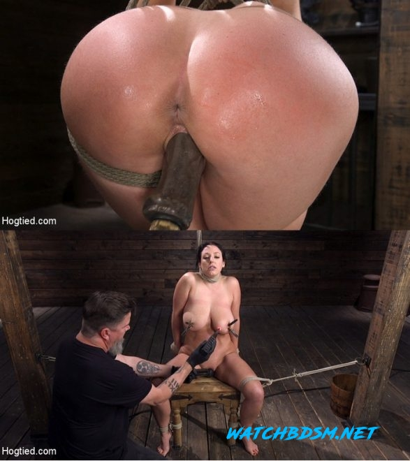 Angela White - Angela White: Complete Submission to The Pope - HD - HOGTIED