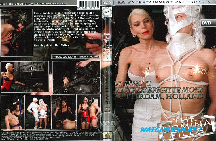 The Domina Files Vol. 11 – Mistress Brigitte - SD