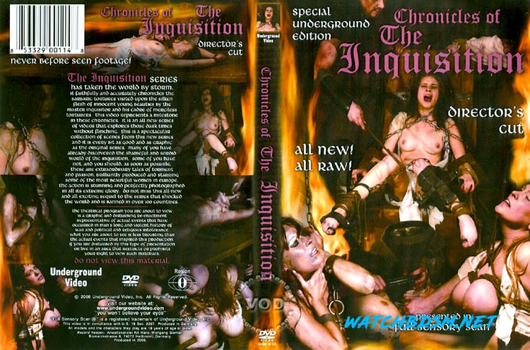 Chronicles Of The Inquisition - SD
