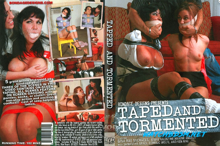 Taped And Tormented - SD