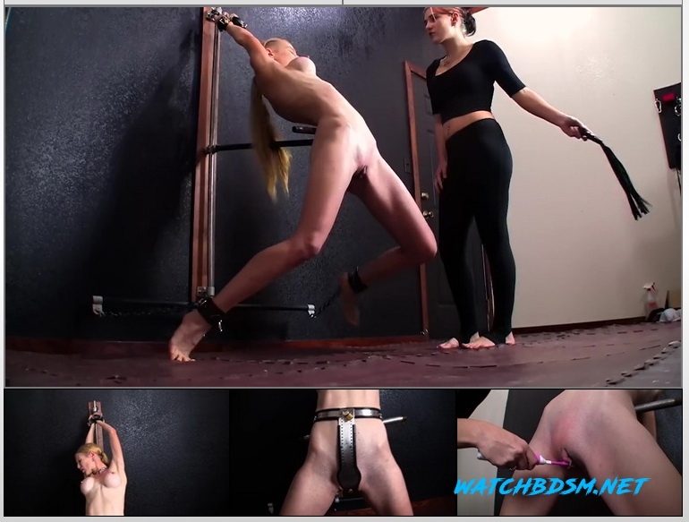 Rachel Greyhound - Super Arch - HD - BondageLife