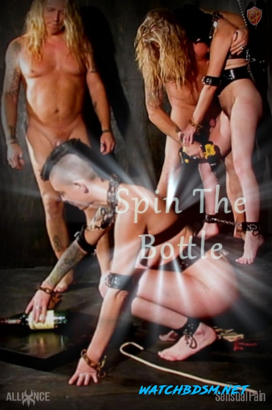 Spin The Bottle - HD - Sensual Pain