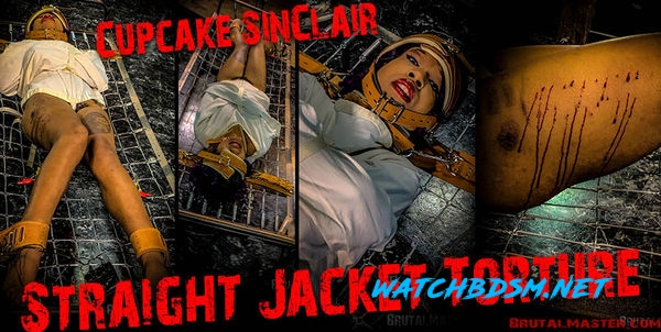 Cupcake SinClair – Straight Jacket Torture | Full HD 1080p | Release Year: Oct 20, 2019 - FullHD