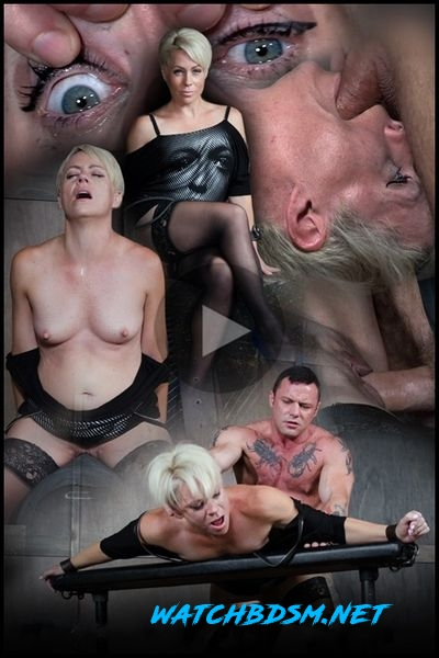 Helena - Helena Locke loves being stuffed full of hard cock! Brutal throat fucking, crying and begging - HD