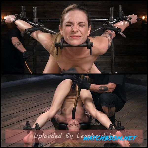 Blonde Damsel is Distressed in Brutal Devices and Tormented - HD