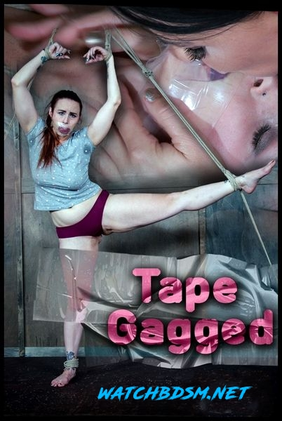 Bella Rossi, London River - Tape Gagged - HD