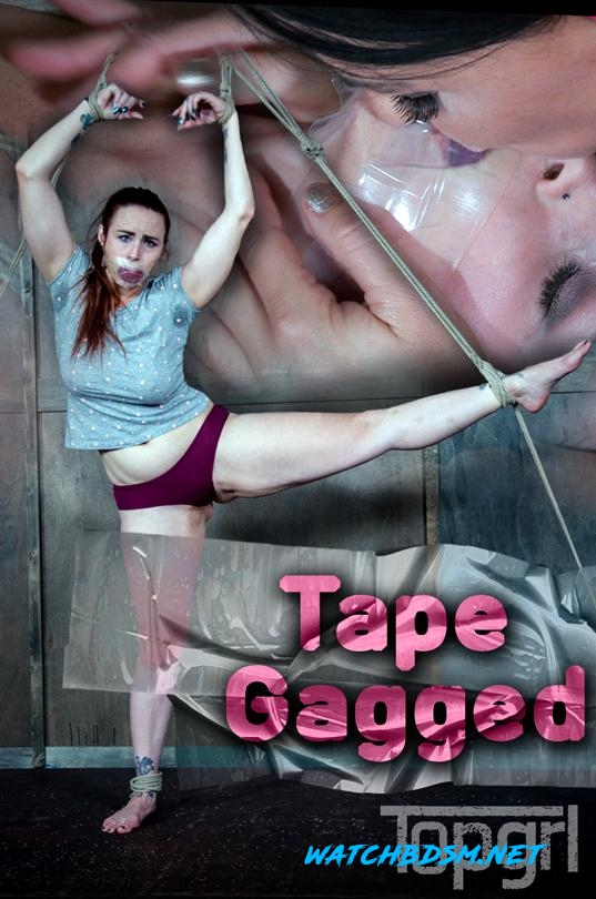 Bella Rossi, London River - Tape Gagged - HD - TopGrl